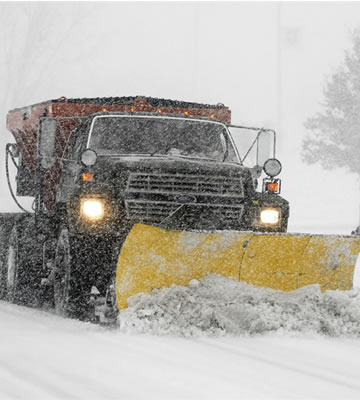 Snow Removal Services Dane County, Wisconsin